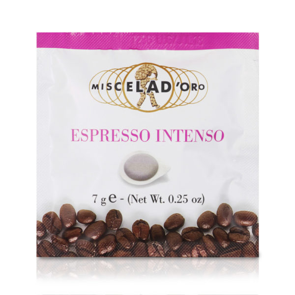 Miscela d OroEspresso Intenso ESE Pad